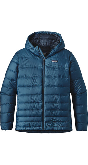 Patagonia M's Hi-Loft Down Hoody Glass Blue